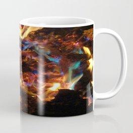 Colorful FirE Coffee Mug