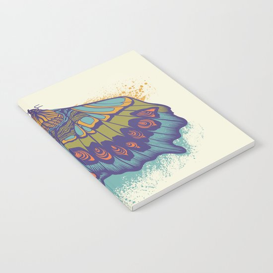 Butterfly Life Cycle Notebook