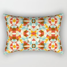 Circus Tribal Rectangular Pillow