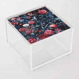 EXOTIC GARDEN - NIGHT X Acrylic Box