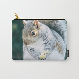 Squirrely Snacks Carry-All Pouch
