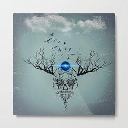 Winter Chimera  Metal Print