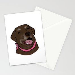 Maggie the Senior Pup Stationery Cards