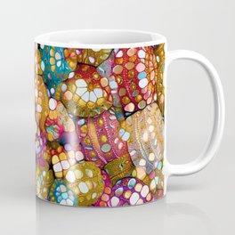 Happy Boho Bling Colors Coffee Mug