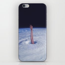 Under the Weather iPhone Skin