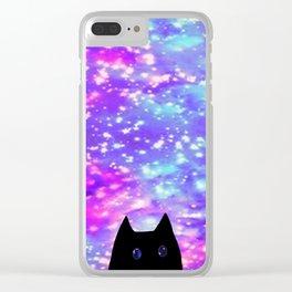 cat-23 Clear iPhone Case