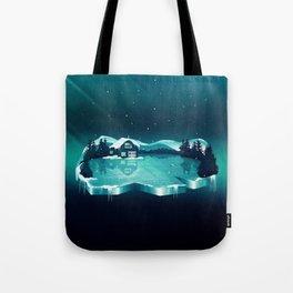 Frozen Magic Tote Bag