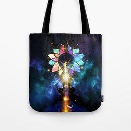 Kingdom Hearts - Combined Keyblade Tote Bag