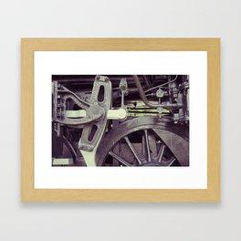 Caliper Framed Art Print