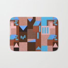 Brown Klee houses Bath Mat
