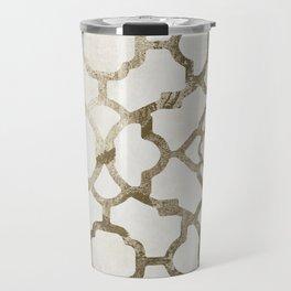 Moroccan Gold IV Travel Mug
