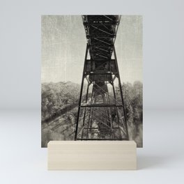 trestle Mini Art Print
