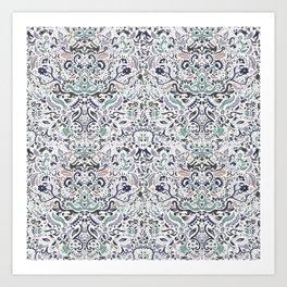 Persian Dreams Art Print