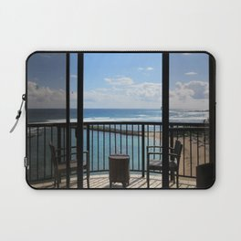 NORTH SHORE ROOM WITH A VIEW Laptop Sleeve