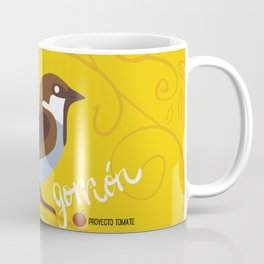 gorrion bird Coffee Mug