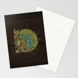Flora Colossus Stationery Cards