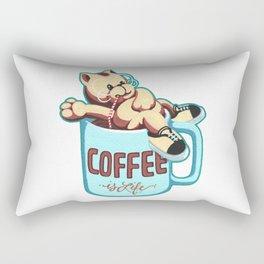 Coffee is Life Rectangular Pillow