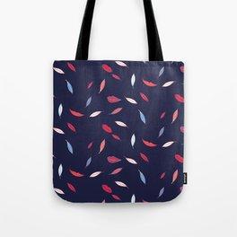 Lips & Leaves Tote Bag