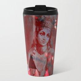 Krishna Reprise - The Hindu God Travel Mug