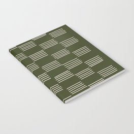 hatches – small doug fir Notebook