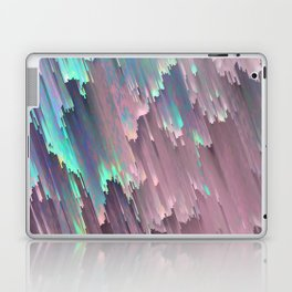 Iridescent Shadows Glitches Laptop & iPad Skin