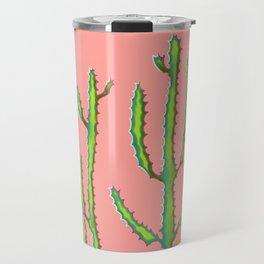 Three Amigos Cacti Travel Mug