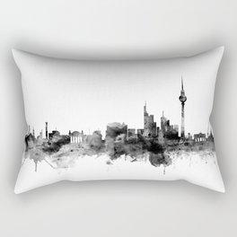 Berlin Germany Skyline Rectangular Pillow