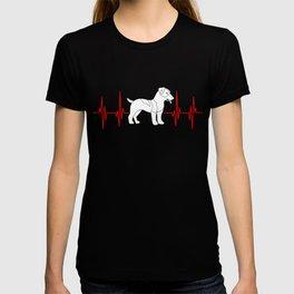 Jack Russell Terrier Puppy Dog Gift Idea T-shirt