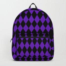 Jester Purple Backpack