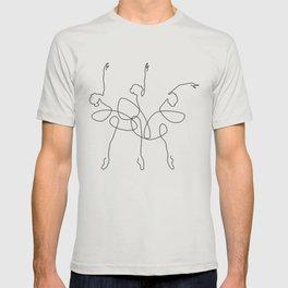 Ballet x 3 T-shirt