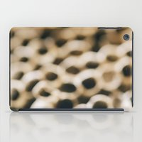 honeycomb iPad Cases featuring Honeycomb by Laura Ruth