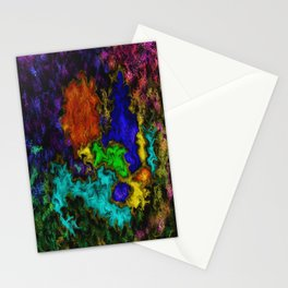 The Broken Year Stationery Cards
