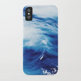 #ocean iPhone Case