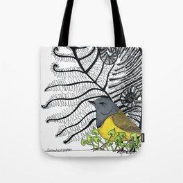 Connecticut Warbler  Tote Bag