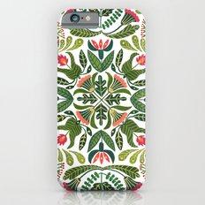 Little Red Riding Hood mandala Slim Case iPhone 6