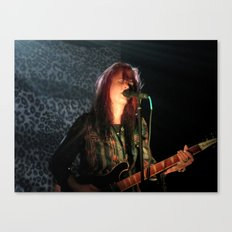 Alison Mosshart // The Kills Canvas Print