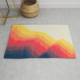 Sounds Of Distance Rug