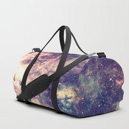 Tarantula Nebula Deep Pastels Duffle Bag