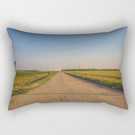 Countryside Near Garrison, ND 1 Rectangular Pillow
