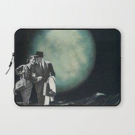 Moon Strolling Laptop Sleeve