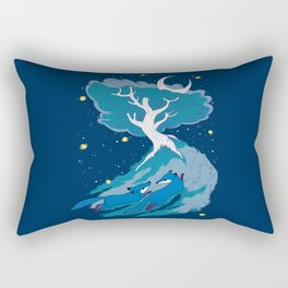 Fleet Foxes Rectangular Pillow