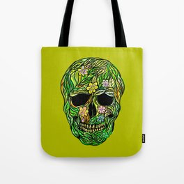 Skull Nature Tote Bag