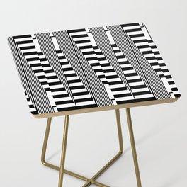 OPattern 02 Side Table