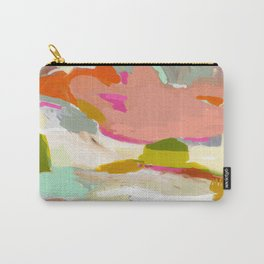 landscape in winter mood Carry-All Pouch