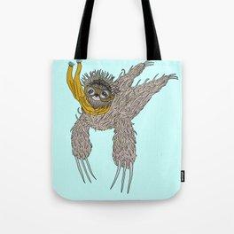 Impulsive Sloth Tote Bag