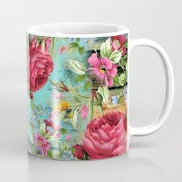 Vintage flowers #11 Coffee Mug