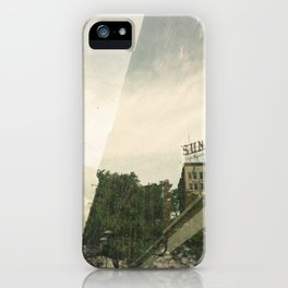 Lowell city iPhone Case