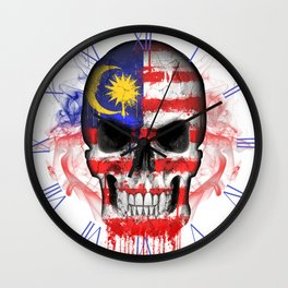 To The Core Collection: Malaysia Wall Clock