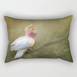 Major Mitchell's Cockatoo Rectangular Pillow