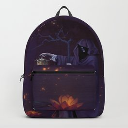 A Witch in the Woods Backpack